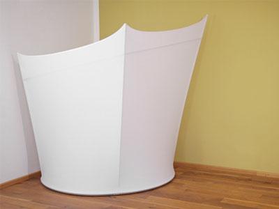 fiveeyes individuelle umkleiden kabinen r ume aus stoff. Black Bedroom Furniture Sets. Home Design Ideas